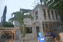 Santo Nino Clinic Construction